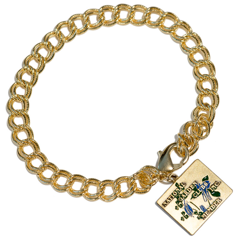 NGC Member Bracelet with Charm