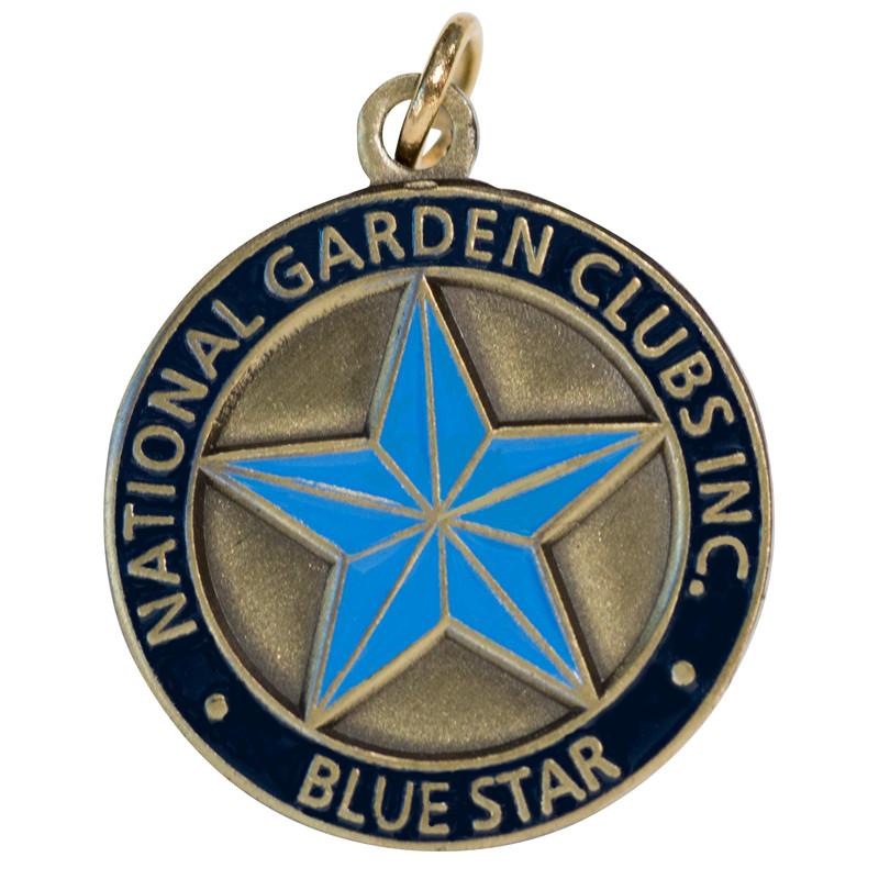 NGC Blue Star Charm