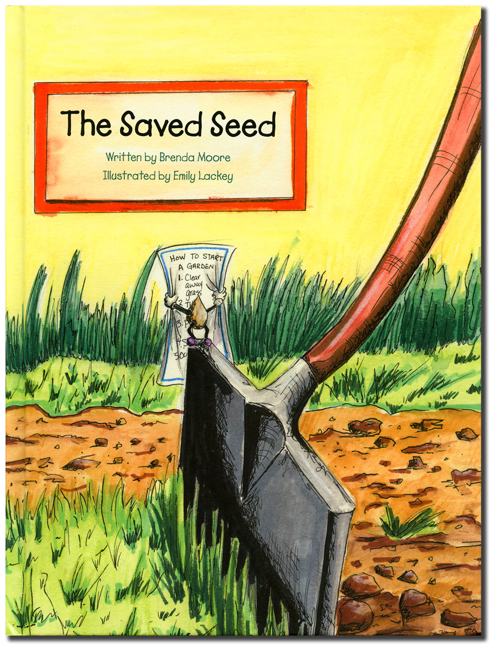 The Saved Seed K-4 Children's Book