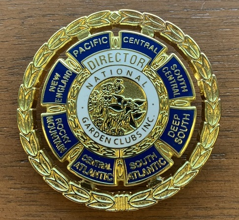 Wreathed Executive Committee Pin
