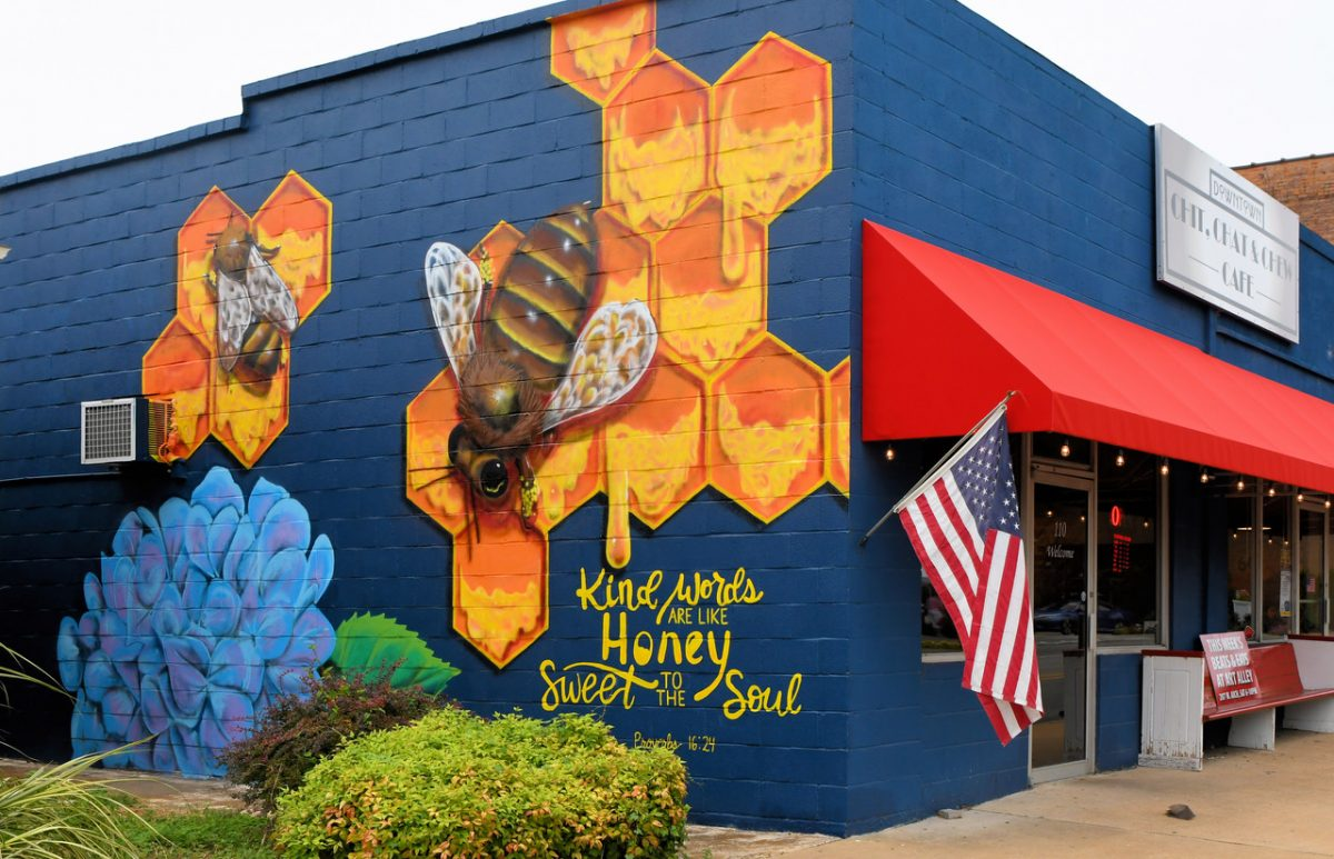 Think Art- Searcy, AR