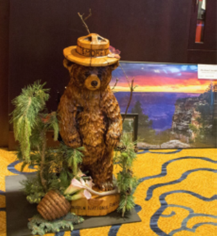 Design Smokey the Bear
