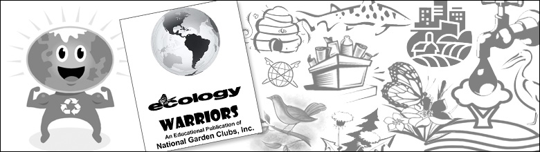 ecology warrior cartoon